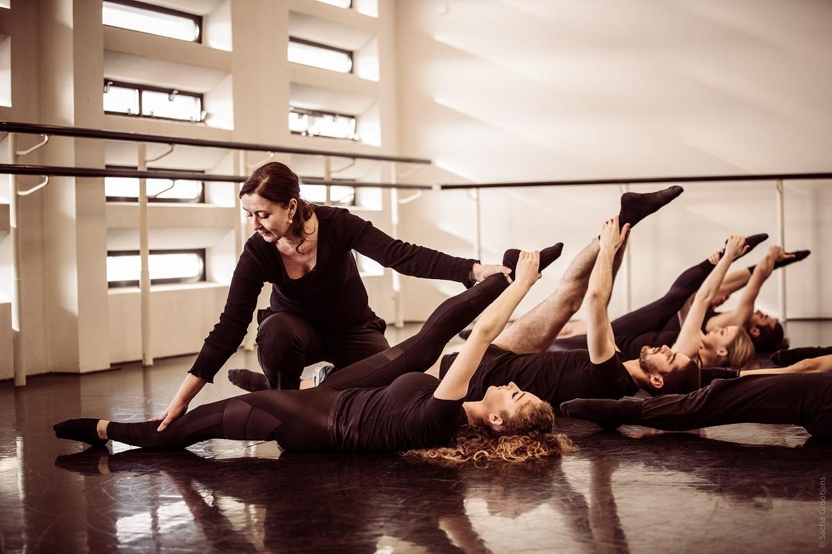 Fysiotherapie voor dansers