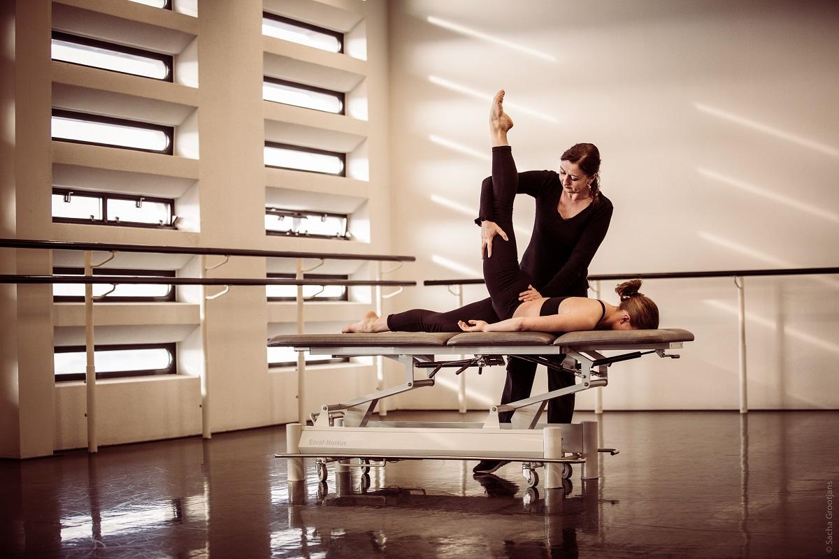 Fysiotherapie in Amsterdam Zuid